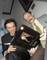 Андрій Бондаренко та Григорій Ганзбург з клавіром опери