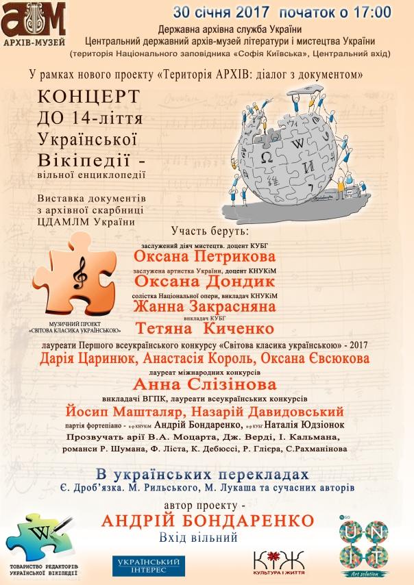 14 років українській вікіпедії